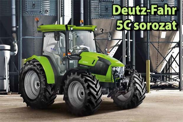 Deutz-Fahr 5C sorozat