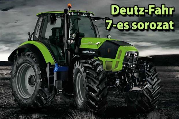 Deutz-Fahr 7-es sorozat