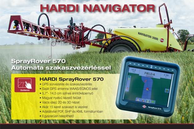 Hardi Navigator 3000