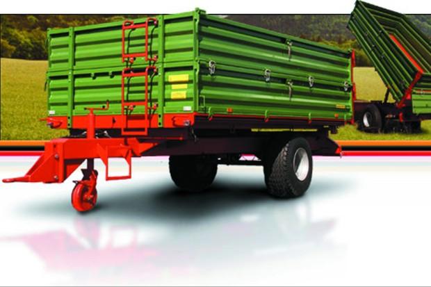 Pronar T 671 pótkocsi