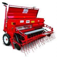 Agrion gabonavetőgép