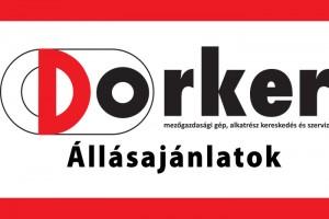 Dorker állásajánlatok