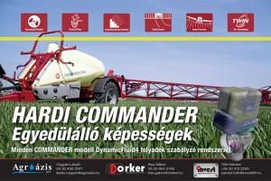 Hardi Commander