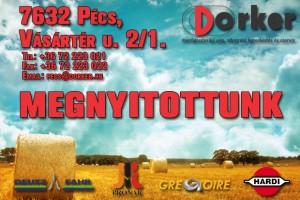 Dorker Kft. Pécs