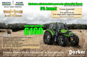 Deutz-Fahr 6160 Agrotron