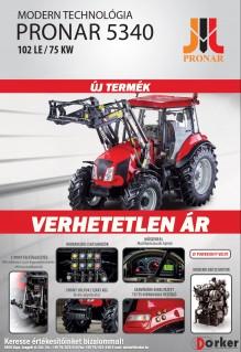 Pronar 5340 - Új termék