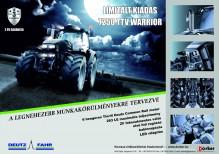 A legnehezebb munkakörülményekre tervezve - 7250 TTV Warrior