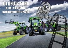 Új Deutz-Fahr modellek - Bemutató videó