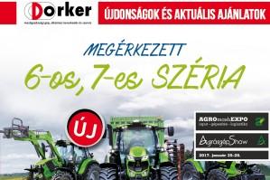 AGROmashEXPO / AgrárgépShow 2017