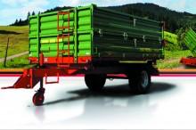 Pronar T 654/1 pótkocsi