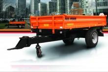 Pronar T 655 pótkocsi
